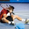 2012 Australian Open - RAONIC, Milos (CAN) [23]  vs HEWITT, Lleyton (AUS) / corleve / Mark Peterson