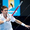 2012 Australian Open - DJOKOVIC, Novak (SRB) [1]  vs MAHUT, Nicolas (FRA) / corleve / Mark Peterson