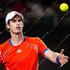 2012 Australian Open - MURRAY, Andy (GBR) [4]  vs LLODRA, Michael (FRA) / corleve / Mark Peterson