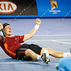 2012 Australian Open - RAONIC, Milos (CAN) [23]  vs HEWITT, Lleyton (AUS) / corleve / Mark Peterson