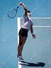 2012 Australian Open - Li Na practicing with Petra Kvitová / corleve / Mark Peterson