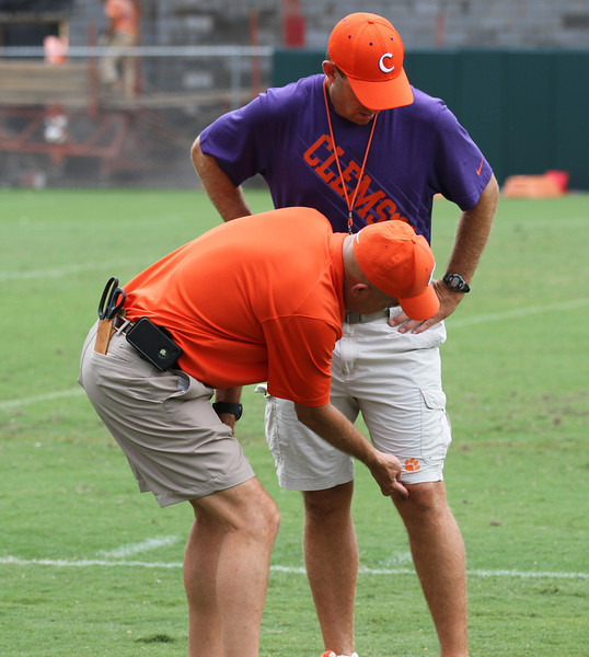 Danny Poole and Dabo