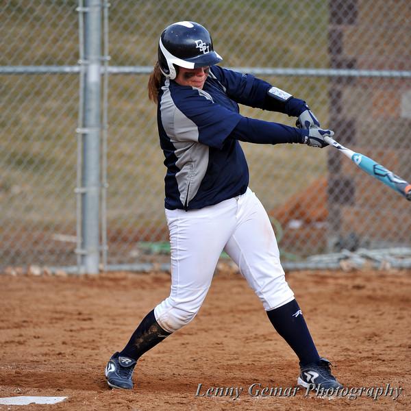 Home run by #10 Lindsay Sullivan.