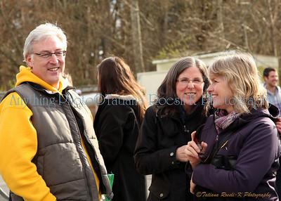 March 31, April 1, 2012 at the Elk Lake