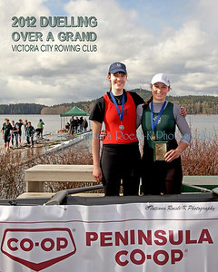 Spring Regatta at Elk Lake VCRC