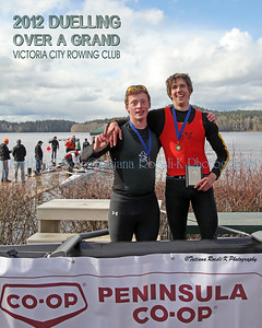 Spring Rowing Regatta at Elk Lake VCRC
