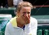 2012 Indian Wells - Victoria Azarenka (BLR) vs Maria Sharapova (RUS)/ corleve / Natasha Peterson
