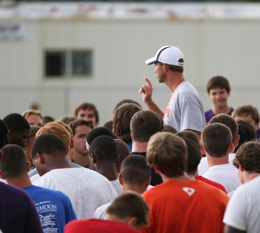 Dabo and Campers