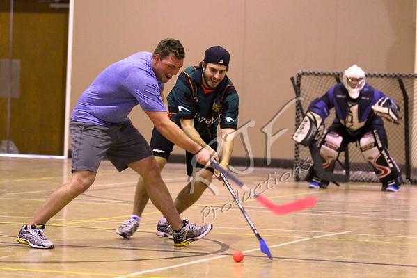 2013-03-23 Whispering Pines Floor Hockey