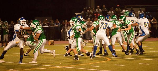 2013-09-27 Roosevelt Football