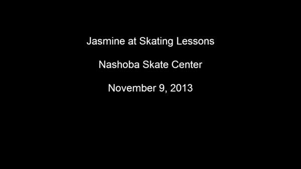 2013-11-08 Jasmine Skating