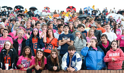 Seven Lakes High School - Spartan Fans