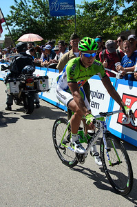 Peter Sagan...Hey, wait a minute. You guys can't start without me!