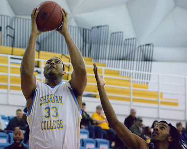 Sheridan College basketball Lion's Club Tournament