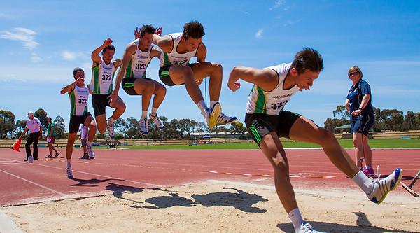 2013 Athletics