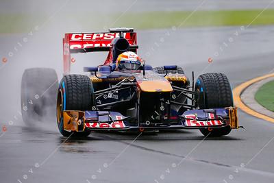 2013 Australian F1 GP - Jean-Eric Vergne