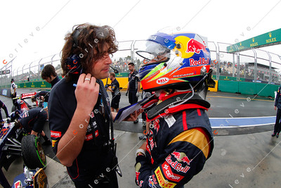 2013 Australian F1 GP - Daniel Ricciardo
