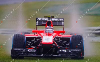 2013 Australian F1 GP - Max Chilton