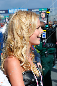 2013 Australian F1 GP - Chelsea Scanlan