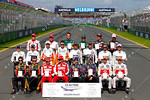 2013 Australian F1 GP - Drivers of the F1 Championship