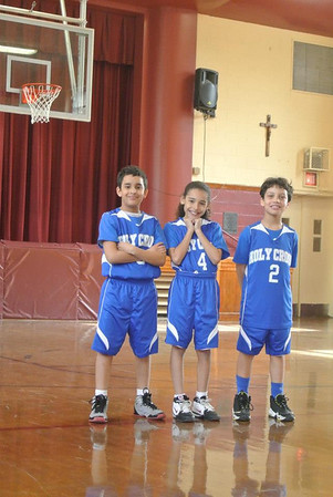 2013-Basket Ball - Holy Cross School