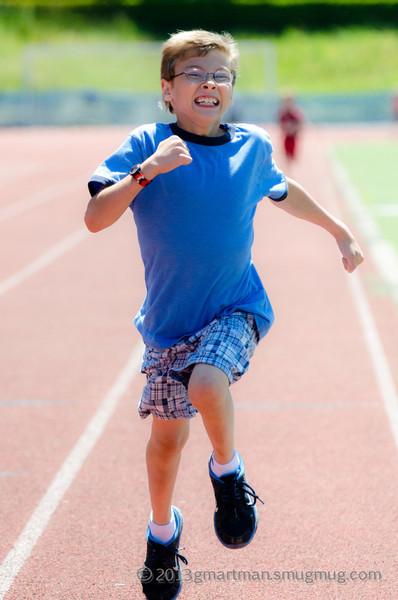 2013 BorderDuel Kids 400M Fun Run