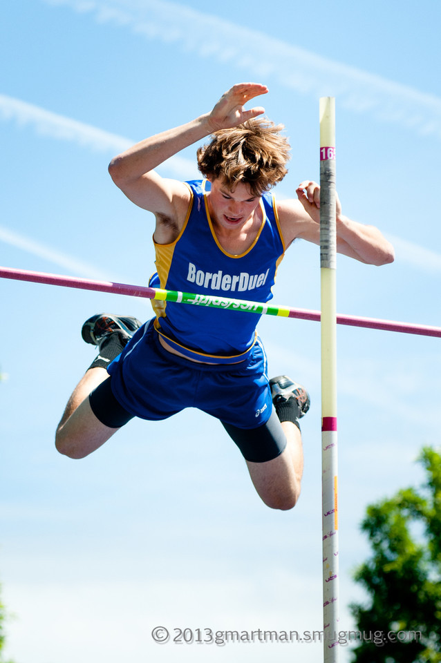 2013 BorderDuel Pole Vault