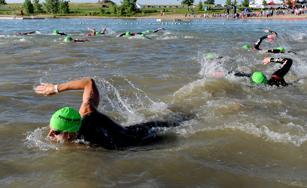 2013 Boulder Sprint Triathlon