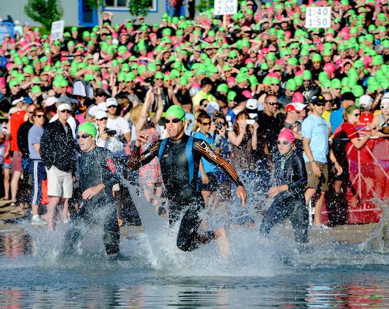 2013 Boulder Sprint Triathlon