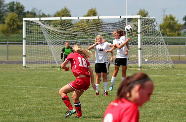 Lady Irish vs Swanton 17 Aug 2013