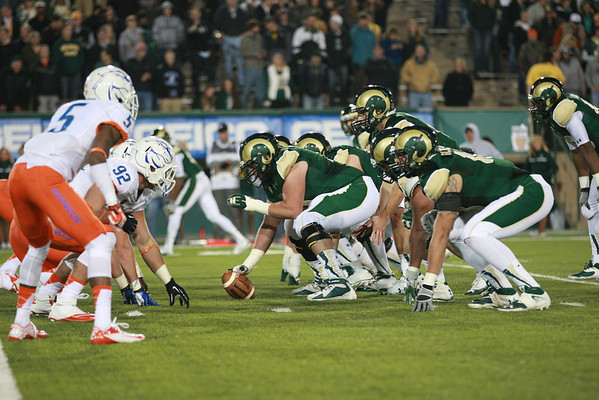 CSU vs. Boise St Football 2013