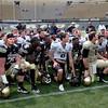 CU 2013 Spring Football Game
