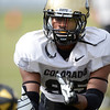 CU Football Scrimmage on 3/15/13
