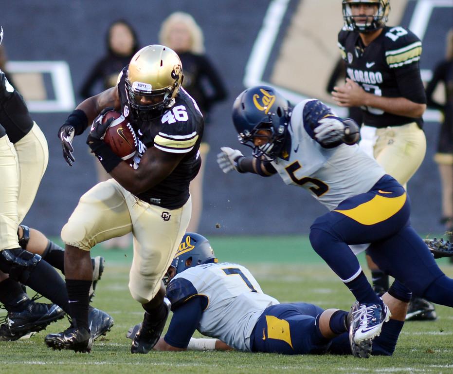 Colorado California NCAA Football24  Colorado California NCAA Fo
