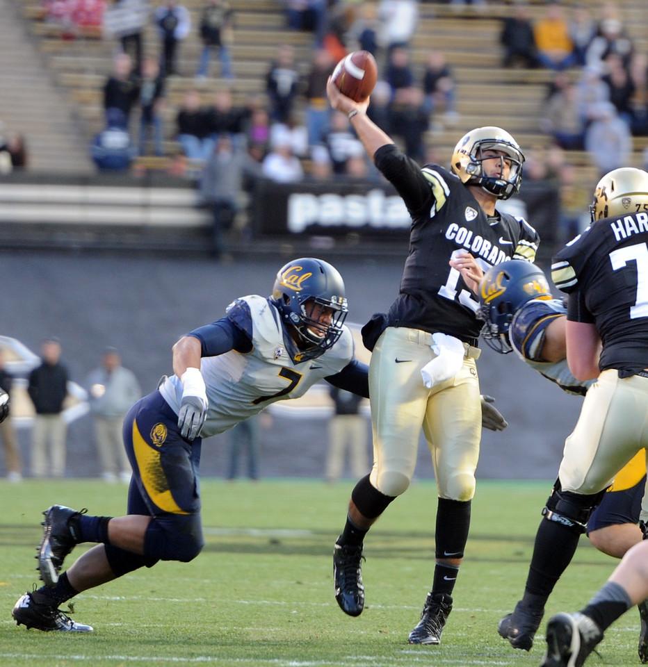 Colorado California NCAA Football292  Colorado California NCAA F