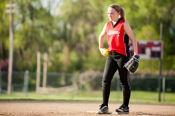 2013 Elkhorn Softball