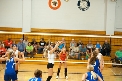 2013 IHS volleyball