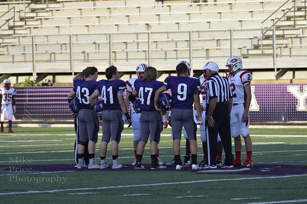 Fayetteville High vs Jefferson City, MO