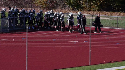 13-10-27. Playoff Game. 8th Grade v. Cheshire A.