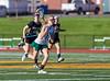 Girls High School Junior Varsity Lacrosse.  Corning Hawks at Vestal Golden Bears.  May 3, 2013.