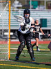 Girls High School Junior Varsity Lacrosse.  Corning Hawks at Vestal Golden Bears.  May 3, 2013.