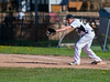 High School Varsity Baseball.  Union-Endicott Tigers at Corning Hawks.  May 6, 2013.