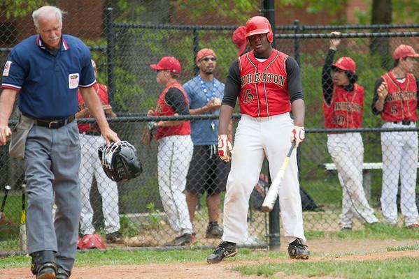 Northwood Baseball vs. Wheaton (Senior Day)