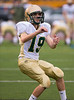High School Varsity Football.  Vestal Golden Bears at Corning Hawks.  September 12, 2013.  Vestal 30, Corning 13.