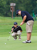 High School Golf, Elmira Express at Corning Hawks. August 29, 2013.