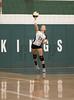 Junior Varsity High School Volleyball.  Maine-Endwell Spartans at Corning Hawks.  October 3, 2013.