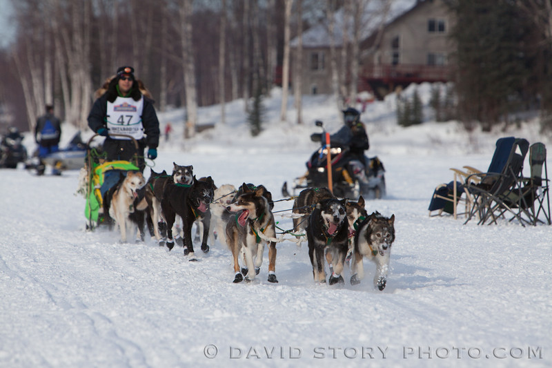 Brazilian musher Luan Ramos Marques.