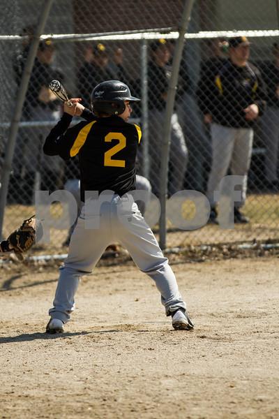 2013 Joliet West Freshman Baseball Game 2 at Andrews