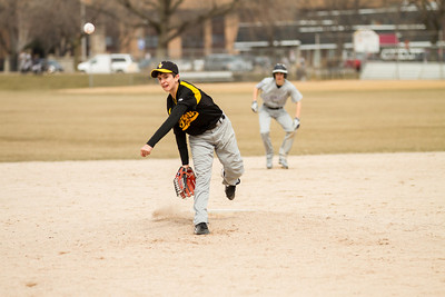2013 Joliet West Freshman Baseball Game 4 vs Plainfield South-6196