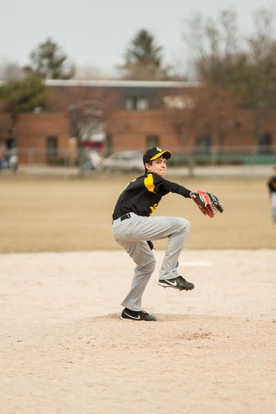 2013 Joliet West Freshman Baseball Game 4 vs Plainfield South